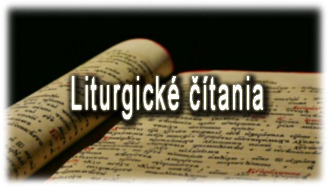 liturgicky kalendar Sväté omše a oznamy – Rímskokatolícka farnosť v Obišovciach liturgicky kalendar